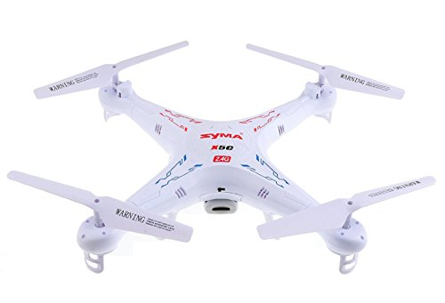 Syma X5C 2.4G 6 Axis Gyro HD Camera RC Quadcopter with 2.0MP Camera