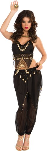 Rubie's Costume Deluxe Embellished Belly Dancer Costume