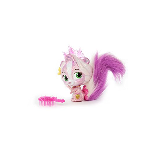 Disney Princess Palace Pets - Glitzy Glitter Friends - Rapunzel's Skunk, Meadow - 1