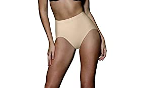 Bali Women's Shapewear Shaping Brief Ultra Control 2-Pack