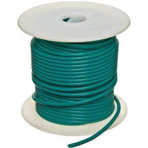 12 Ga. Dark Green Abrasion-Resistant General Purpose Wire (Gxl) - (Price Per 25 Feet)