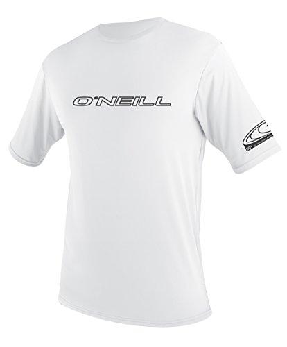 ONeill-Wetsuits-UV-Sun-Protection-Mens-Basic-Skins-Tee-Sun-Shirt-Rash-Guard