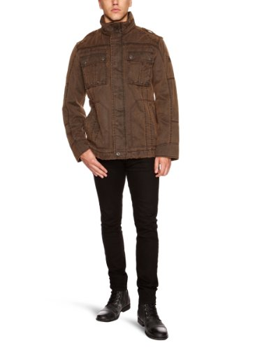 camel active Evans Men's Coat Brown C42IN