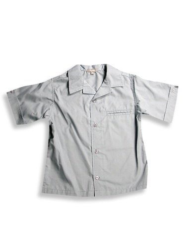 Kyds - Toddler Boys Short Sleeved Button Down Shirt, Steel Grey - Buy Kyds - Toddler Boys Short Sleeved Button Down Shirt, Steel Grey - Purchase Kyds - Toddler Boys Short Sleeved Button Down Shirt, Steel Grey (Kyds, Kyds Boys Shirts, Apparel, Departments, Kids & Baby, Boys, Shirts, T-Shirts, Short-Sleeve, Short-Sleeve T-Shirts, Boys Short-Sleeve T-Shirts)