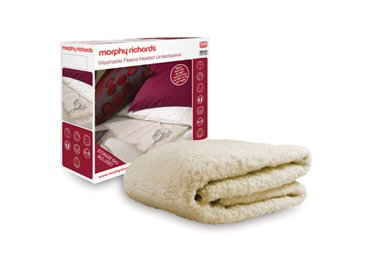 Morphy Richards 75172 Underblanket Fleece King Dual