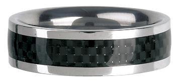 Carbon Ring Anello Standard L