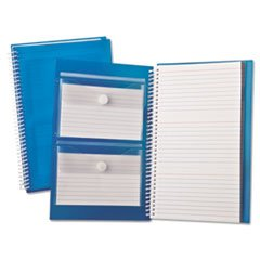 Index Card Notebook, Ruled, 3 x 5, White, 150 Cards per Note