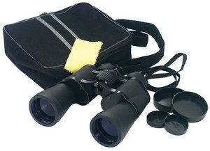 Draper Binoculars 12x50 with Accessories.