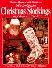 Heirloom Christmas Stockings in Cross...