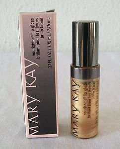 Mary Kay Nourishine Lip Gloss ~ Cream & Sugar