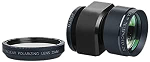 Olloclip 2x Telephoto and Circular Polarizing Lens for iPhone 5/iPod Touch 5
