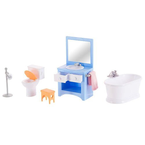 You & Me Happy Together Bathroom Set - 1