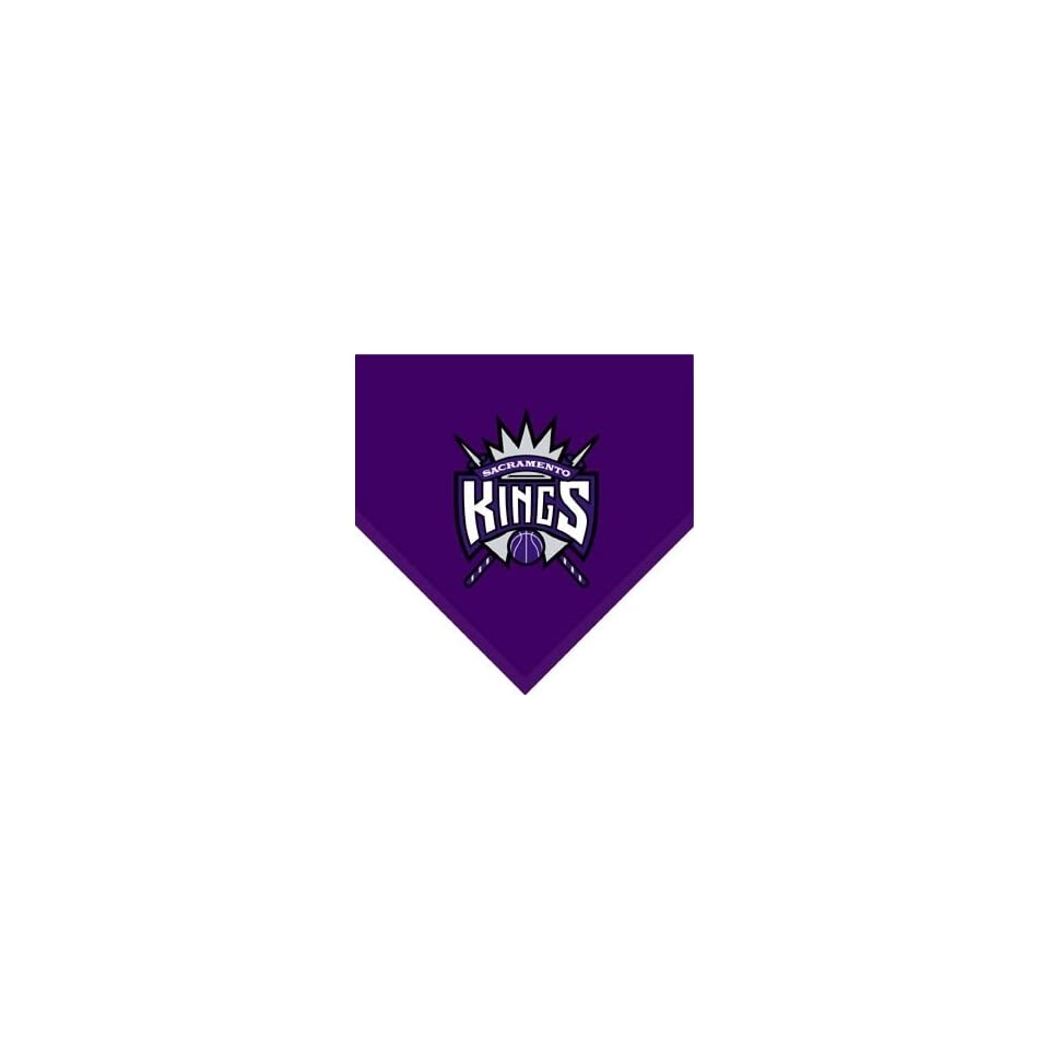 NBA Basketball Team Fleece Blanket/Throw Sacramento Kings   Fan Shop Sports Merchandise