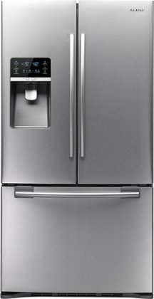 Samsung RFG297HDRS RFG297HDRS French Door Refrigerator