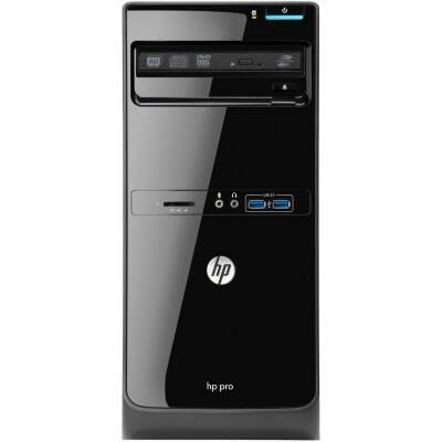 HP Pro 3500 D8C45UT Desktop Computer - Micro Tower Intel