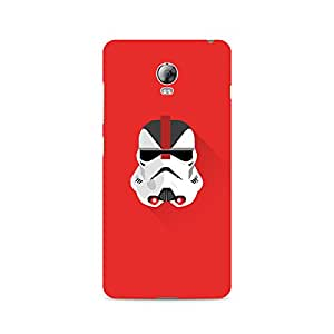 Ebby Imperial Jump Trooper Premium Printed Case For Lenovo Vibe P1