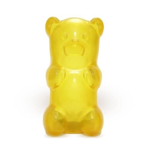 Gummygoods Nightlight - Yellow Gummy Bear Color: Yellow Newborn, Kid, Child, Childern, Infant, Baby