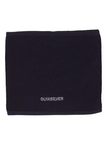 Quiksilver - Sciarpa, Uomo, Nero (Black), Taglia unica