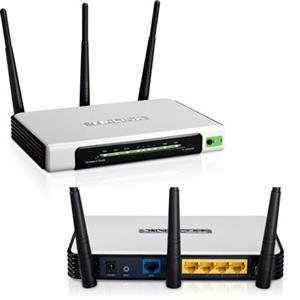 Tp-Link Tl-Wr940N Wireless 300N Router