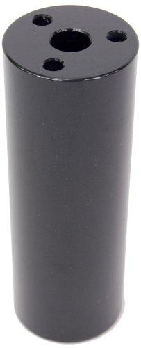 Kink Aluminum Peg (Black, 3/8- Inch)