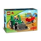 Farm Tractor - LEGO Duplo 4687 by LEGO