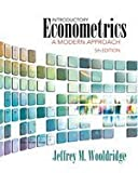 img - for Introductory Econometrics: A Modern Approach by Wooldridge, Jeffrey M. 5th (fifth) Edition [Hardcover(2012)] book / textbook / text book