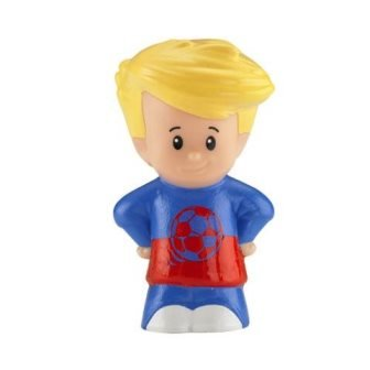 Fisher Price Little People - Soccer Eddie - 1