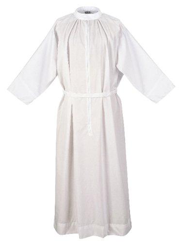 clerical-alb-poly-cott-30-zip-velcro-belt-large-white