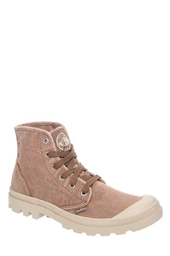 Men's Pampa Hi Canvas Combat Boot