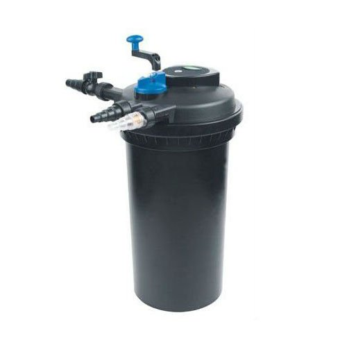 Grech cpf 15000 bio pressure 36 watts uv c koi fish pond for Biological filter for koi pond