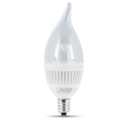 Feit Electric Cfc/Dm/300/Led Chandelier Bulb 310 Lumens 4.8 Watts
