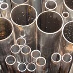 Round E.R.W Steel Tube 12mm Outer Diameter x 1.5mm Thickness 0.5m - 6m Lengths Length: 1.5m