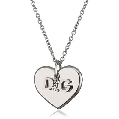 Dolce&Gabbana Damen-Halskette Edelstahl DJ1044