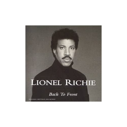 Lionel Richie Back to Front [Holland Bonus Tracks] preview 0