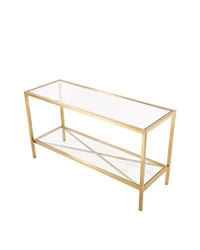 Gardner Console Table, Bronze