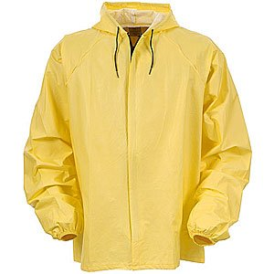 Rain Jackets - Rain Shield O2 Hooded (Yellow)