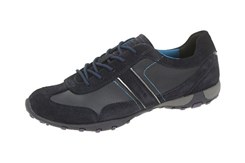 Geox, Sneaker donna, Blu (blu), 41