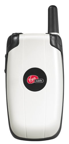 Kyocera Oystr KX9D - Cellular phone - CDMA2000 1X - folder (flip) - Virgin Mobile