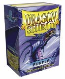 Dragon Shields Sleeves (100-Pack), Purple