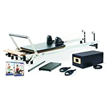 MERRITHEW At Home SPX Reformer Bundle (Black)
