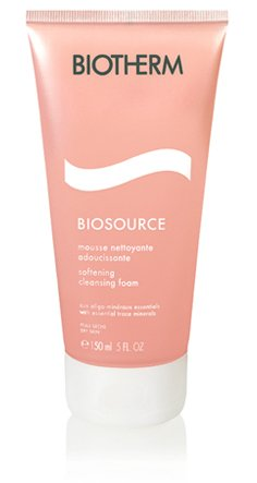 Biosource Mousse Nettoyante - Gel Detergente 150 ml