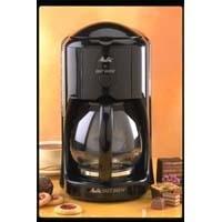 Amazon.com: Melitta Fast Brew 12 Cup Basic Coffee Maker Black: Drip Coffeemakers: Kitchen & Dining