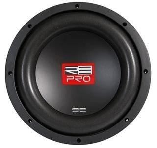 """Re Audio Se Pro 15D4 15"""" Dual 4 Ohm Se Pro Series Car Subwoofer"""