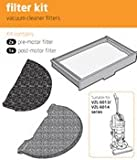 Vax Mach 3 & 4 Vacuum Cleaner HEPA Filter Kit
