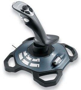 logitech force 3d pro pc joystick amazon de computer amp zubeh r