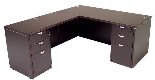 l Shaped Executive Desk L-shaped Executive Desk W/6