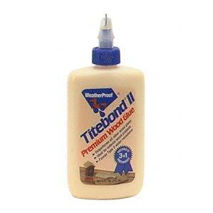 Buy 6 Pack of 500-3 8OZ TITEBOND II WTRPRF (FRANKLIN INTERNATIONAL INC Painting Supplies,Home & Garden, Home Improvement, Categories, Painting Tools & Supplies, Wallpaper Supplies, Wall Repair)
