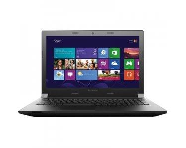 "Lenovo B50-70 80EU PC portable 15"" Noir (Intel Pentium dual Core, 4 Go de RAM, 500 Go, Intel HD 4400, Windows 8.1)"