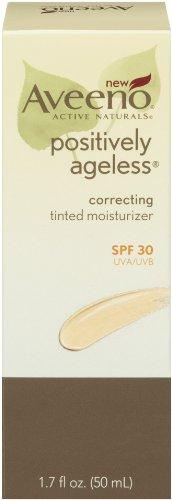 Aveeno Positively Ageless Correcting Tinted Moisturizer SPF 30