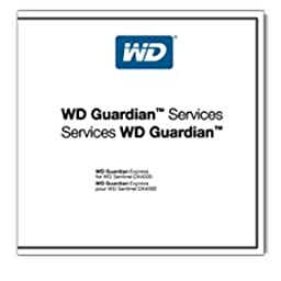 Western Digital WDBBBT0000NNC-NASN WD Guardian Express WDBBBT0000NNC - Extended service agreement - advance parts replacement - 1 year - on-site - next business day (repair)
